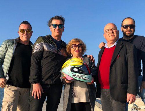 Roccoli ad Imola onora la memoria di Pantani con un casco speciale