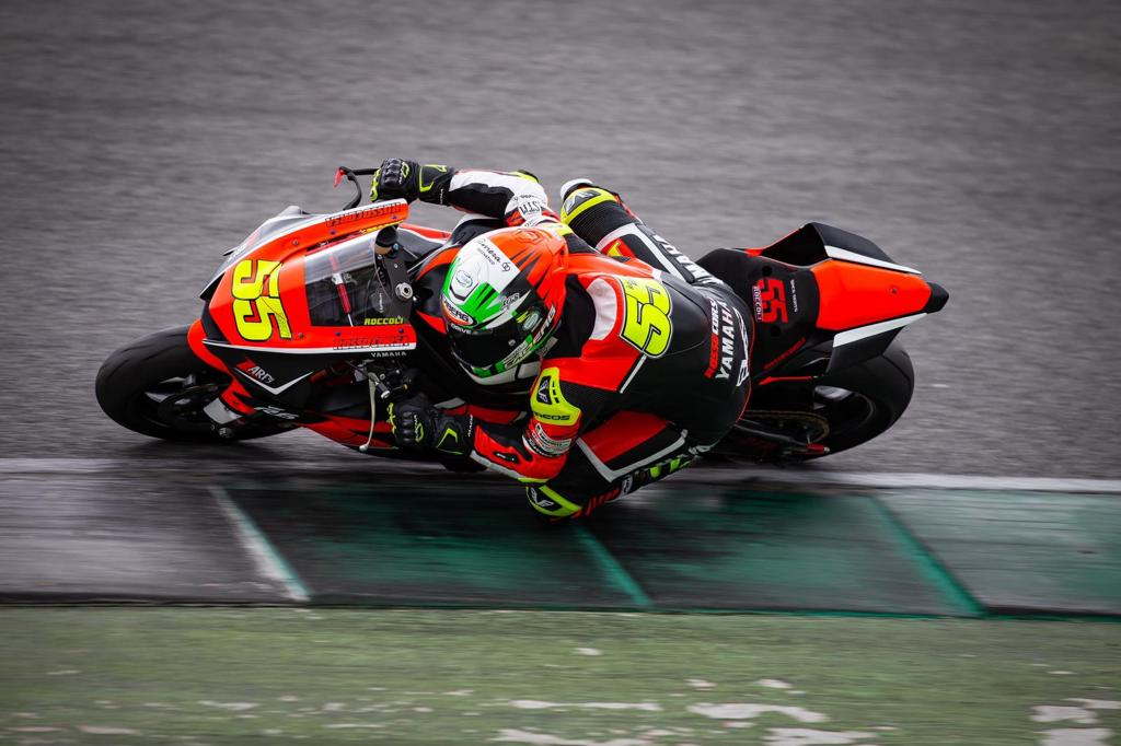 Roccoli Wild Card ad Imola nel Mondiale SuperSport