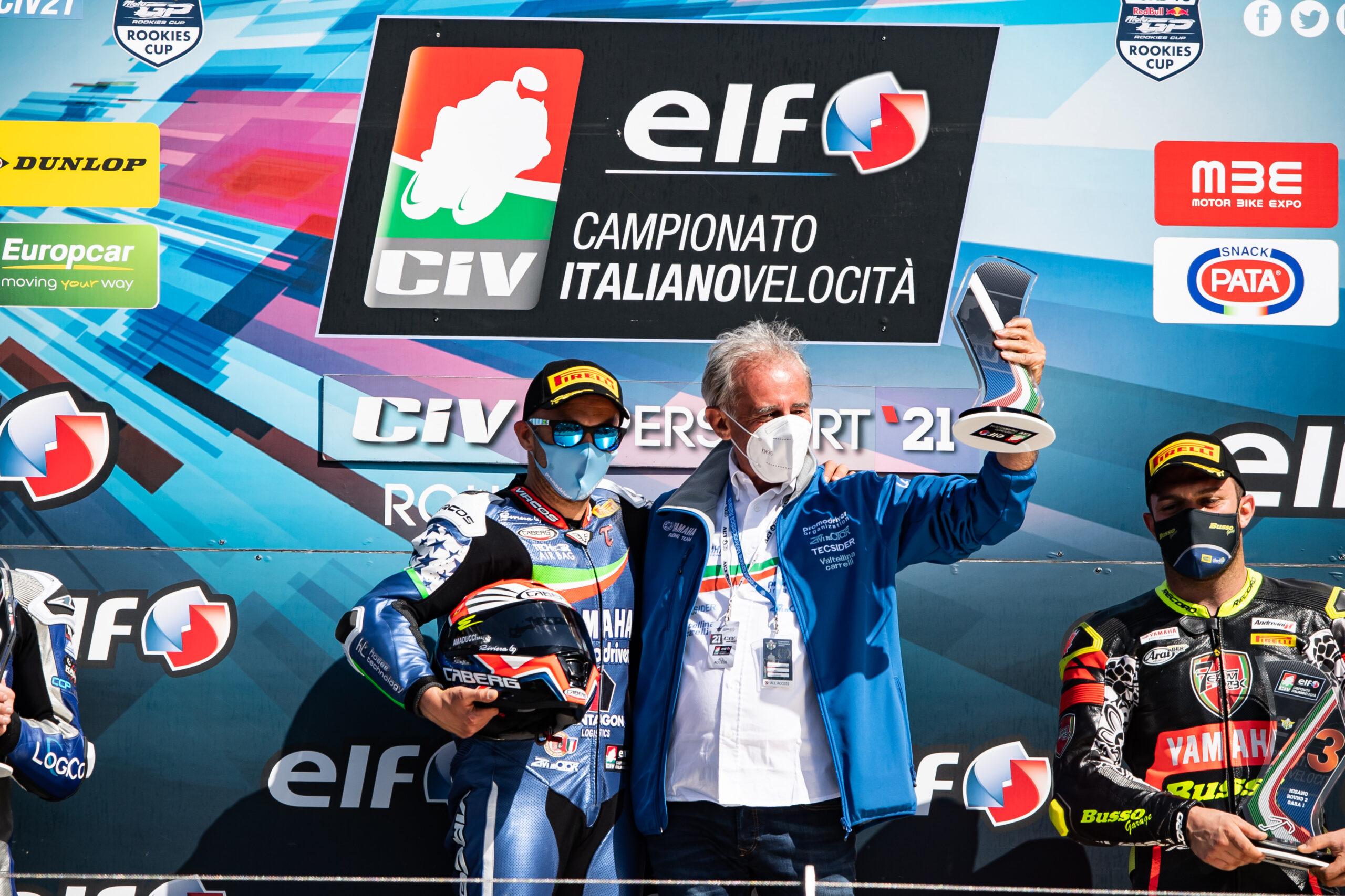 ELFCIV 2021 – Round 2 – Misano  (Comunicato)