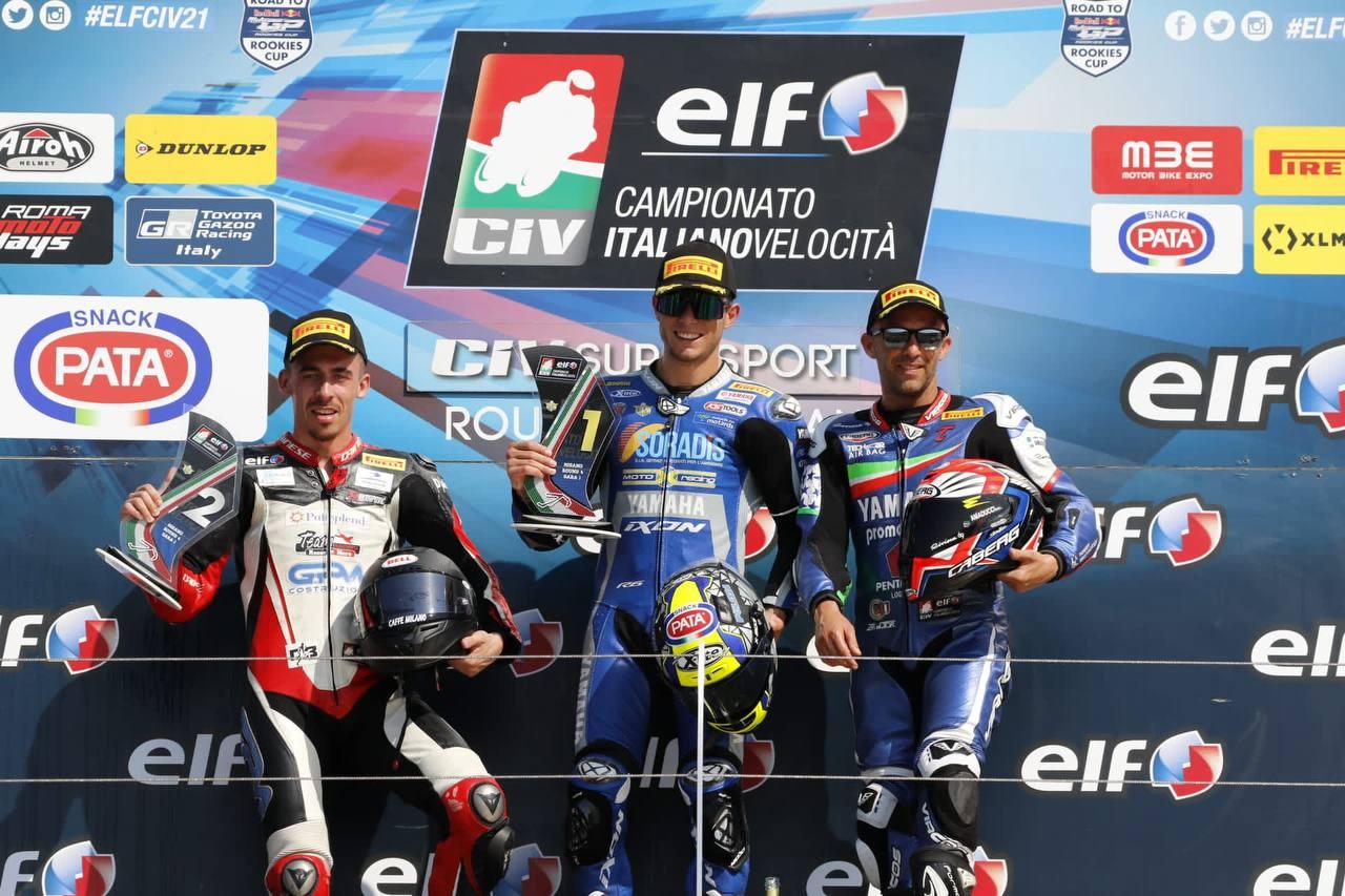 ELFCIV 2021 – Round 4 – Misano (Comunicato)
